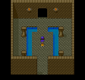 ドラゴンクエスト5(スーパーファミコン版) 攻略 古代の遺跡