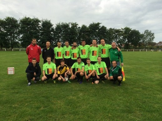 As Andolsheim Séniors 1 saison 2014-2015