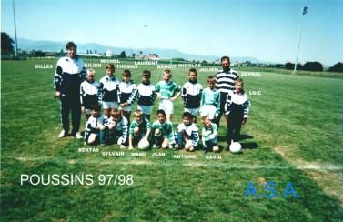 Asa Poussin 97-98