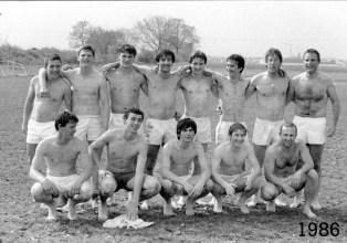 As Andolsheim Équipe 1 1986