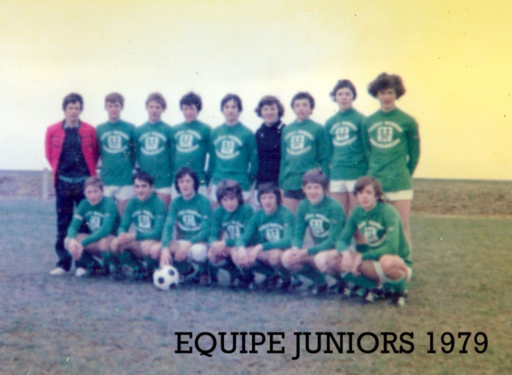 As Andolsheim Juniors 1979