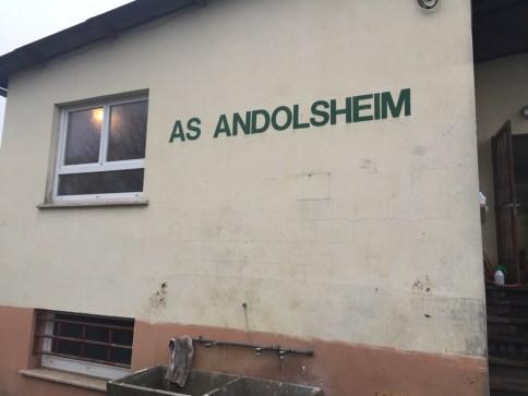 As Andolsheim Nettoyage Vestiaire