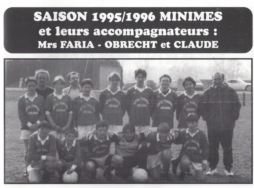 ASA Minimes 95-96