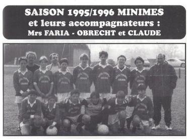 Asa Minimes 1995-1996