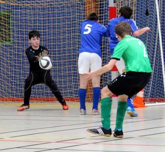 As Andolsheim U 13 Championnat Futsal