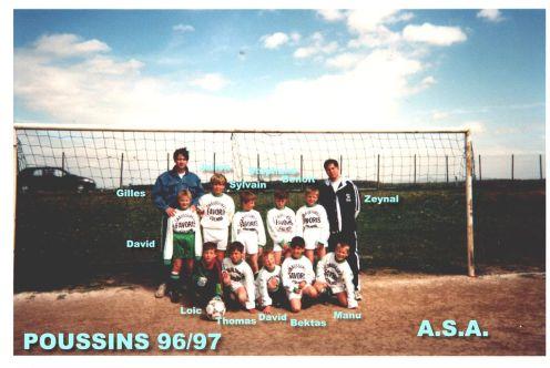 Asa Poussin 96-97