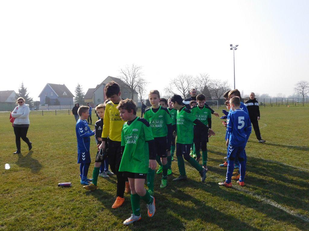 as andolsheim U 13 promo Biesheim 26