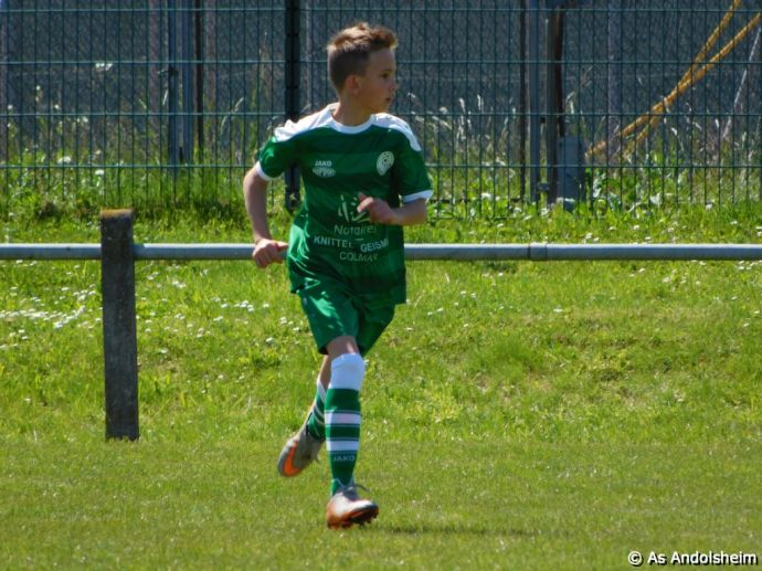 as andolsheim U 13 A Vs Avenir Vauban 00022