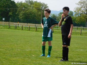 as andolsheim U 13 B vs Colmar Unifié 00005