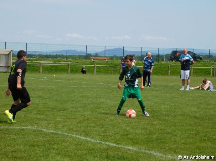as andolsheim U 13 B vs Colmar Unifié 00019