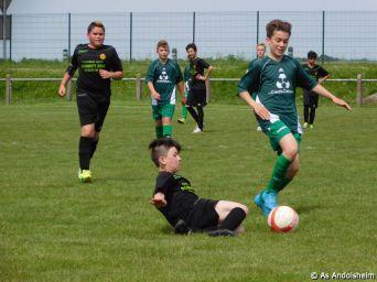 as andolsheim U 13 B vs Colmar Unifié 00023