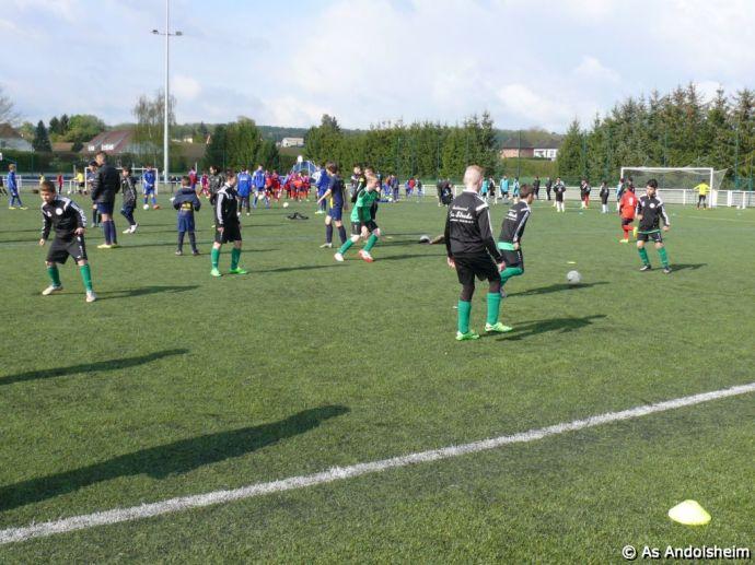 as andolsheim U 13 finale departementale Hirtzbach 00000