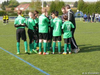 as andolsheim U 13 finale departementale Hirtzbach 00013