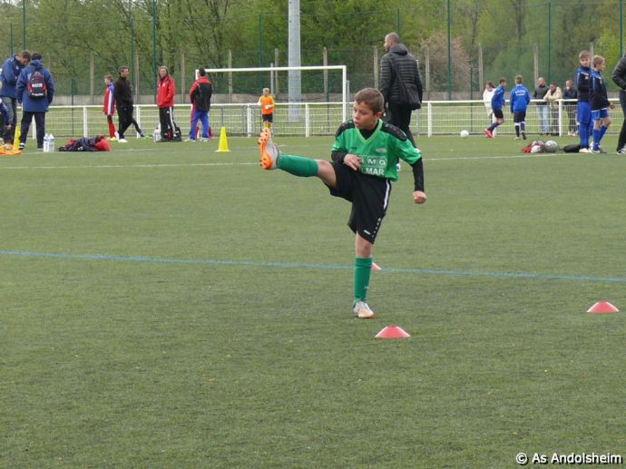 as andolsheim U 13 finale departementale Hirtzbach 00081