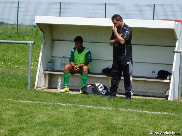 as andolsheim U 15 A vs FC Riquewihr 00008