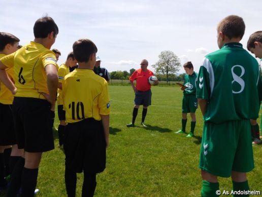 as andolsheim U 15 A vs FC Riquewihr 00009
