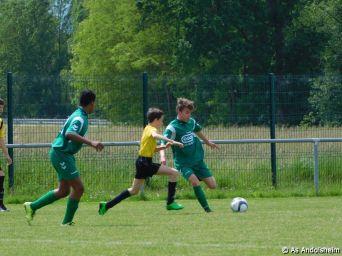 as andolsheim U 15 A vs FC Riquewihr 00013