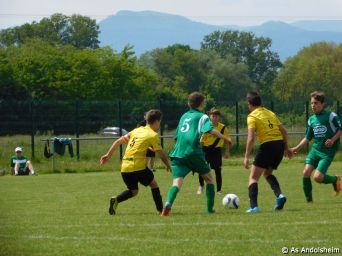 as andolsheim U 15 A vs FC Riquewihr 00014