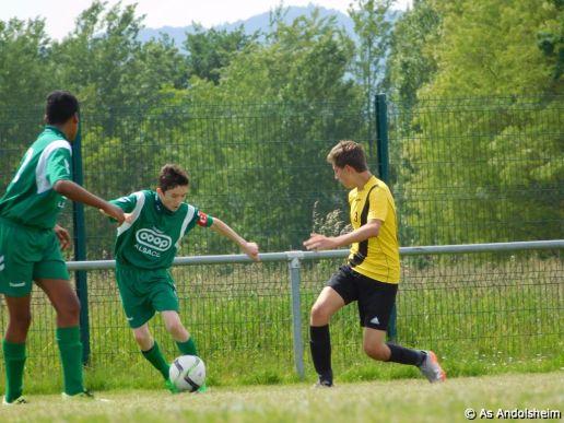 as andolsheim U 15 A vs FC Riquewihr 00020