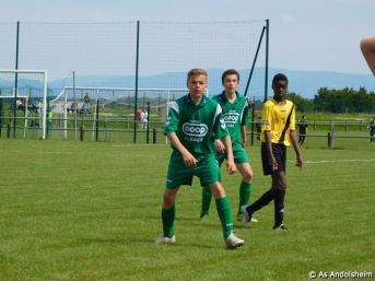 as andolsheim U 15 A vs FC Riquewihr 00026