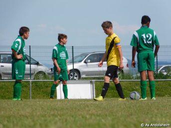 as andolsheim U 15 A vs FC Riquewihr 00027