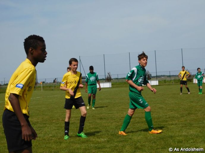 as andolsheim U 15 A vs FC Riquewihr 00033