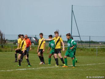 as andolsheim U 15 A vs FC Riquewihr 00035