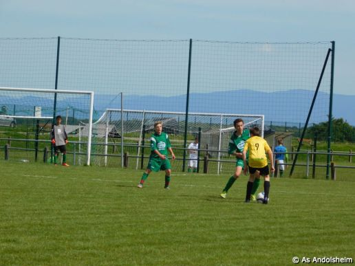 as andolsheim U 15 A vs FC Riquewihr 00042