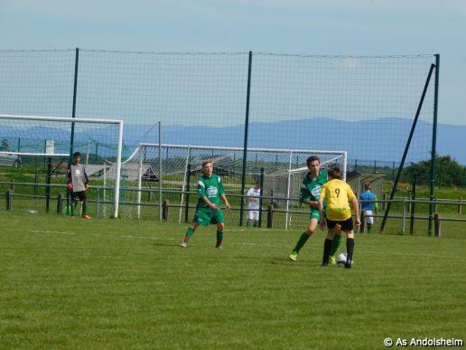 as andolsheim U 15 A vs FC Riquewihr 00042