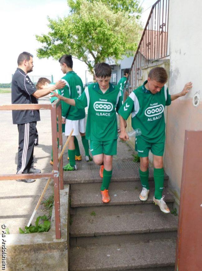 as andolsheim U 15 A vs FC Riquewihr 00050