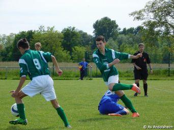 as andolsheim U 15 promo Vs Kaysersberg 00012