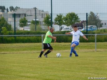 as andolsheim veterans vs Gendarmerie 00004