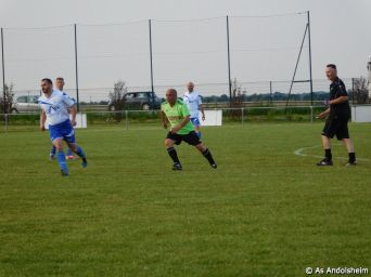 as andolsheim veterans vs Gendarmerie 00011