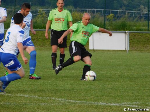 as andolsheim veterans vs Gendarmerie 00013