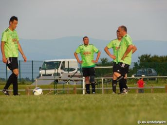 as andolsheim veterans vs Gendarmerie 00025