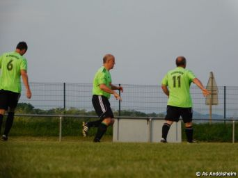 as andolsheim veterans vs Gendarmerie 00033