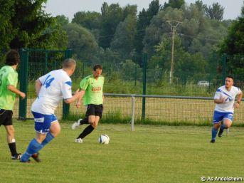 as andolsheim veterans vs Gendarmerie 00036