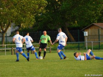 as andolsheim veterans vs Gendarmerie 00050