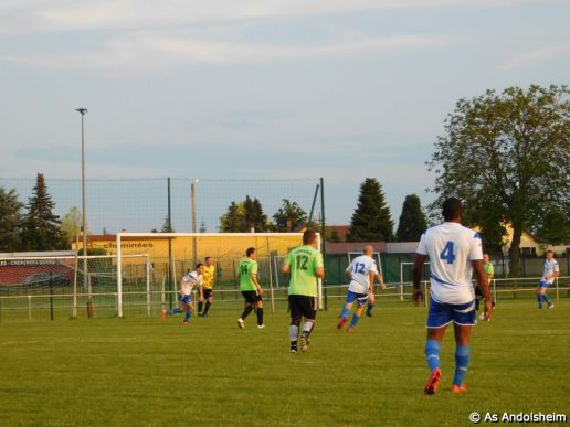 as andolsheim veterans vs Gendarmerie 00054
