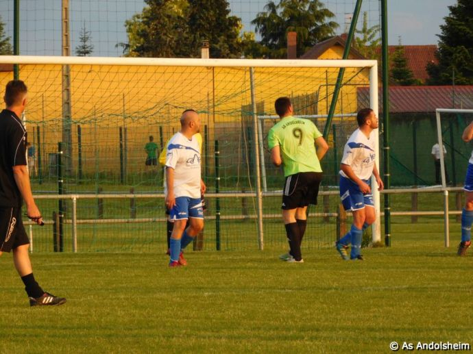 as andolsheim veterans vs Gendarmerie 00055