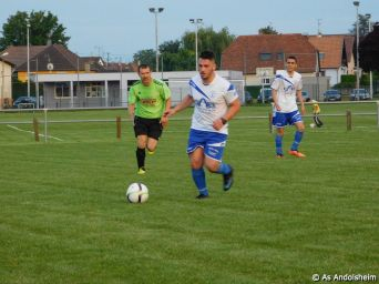 as andolsheim veterans vs Gendarmerie 00057