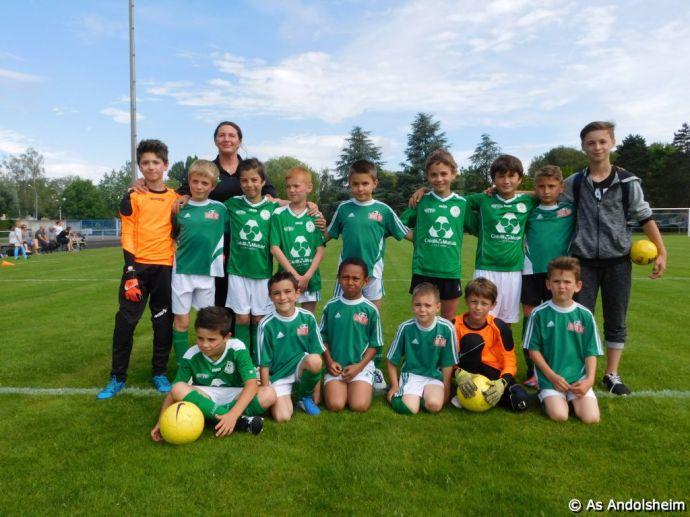 as andolsheim Eurocup Asc Biesheim 1