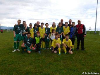 U 13 équipe 3