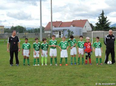 as andolsheim U 11 vs Jebsheim 13