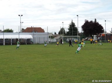 as andolsheim U 11 vs Jebsheim 15