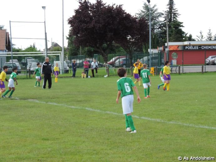 as andolsheim U 11 vs Jebsheim 16
