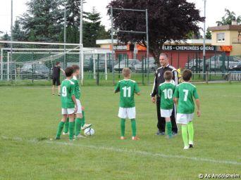 as andolsheim U 11 vs Jebsheim 2