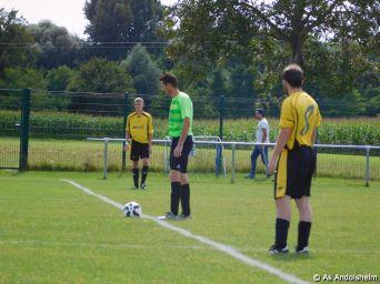 Coupe d'Alsace As Andolsheim Vs As Winzenheim 12