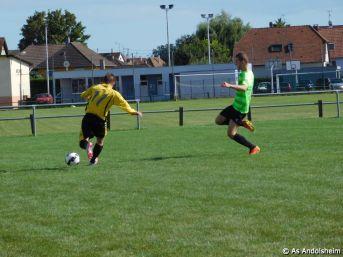 Coupe d'Alsace As Andolsheim Vs As Winzenheim 25