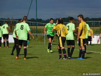 Coupe d'Alsace As Andolsheim Vs As Winzenheim 28